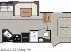 Used 2012  Keystone Passport 2890RL by Keystone from EZ Living RV in Braidwood, IL