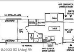 Used 2008  K-Z Sportsmen Sportster 26P by K-Z from EZ Living RV in Braidwood, IL