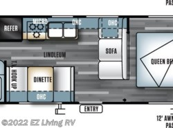 New 2017  Forest River Salem Cruise Lite 261BHXL by Forest River from EZ Living RV in Braidwood, IL