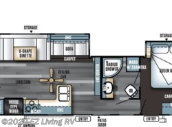 New 2017  Forest River Salem Villa 426-2BLTD by Forest River from EZ Living RV in Braidwood, IL