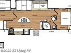 New 2017  Forest River Salem Hemisphere 300BH by Forest River from EZ Living RV in Braidwood, IL