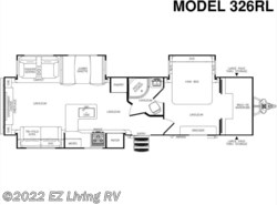 New 2017  Forest River Salem Hemisphere 326RL by Forest River from EZ Living RV in Braidwood, IL