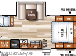 New 2017  Forest River Salem Cruise Lite 230BHXL: by Forest River from EZ Living RV in Braidwood, IL