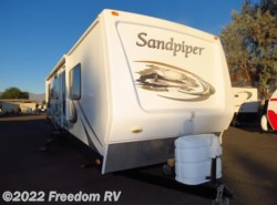 Used 2008  Forest River Sandpiper 331RLD by Forest River from Freedom RV  in Tucson, AZ