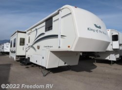 Used 2002  King of the Road Crown Marquis 40RS by King of the Road from Freedom RV  in Tucson, AZ