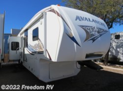 Used 2011  Keystone Avalanche 330RE by Keystone from Freedom RV  in Tucson, AZ