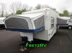 Used 2005  Jayco Jay Feather 21J by Jayco from Fretz  RV in Souderton, PA