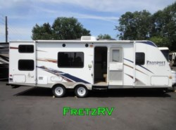 Used 2009  Keystone Passport Travel Trailer 255BH by Keystone from Fretz  RV in Souderton, PA