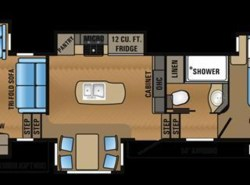 New 2017  Jayco North Point 387RDFS by Jayco from Fretz  RV in Souderton, PA