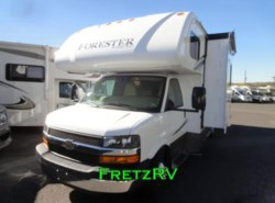 Used 2015  Forest River Forester Chevy Chassis 2501TS