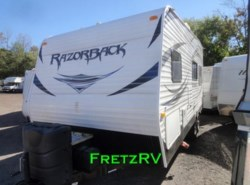Used 2014  Dutchmen Razorback 1950 by Dutchmen from Fretz  RV in Souderton, PA