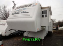 Used 2007  Jayco Designer Fifth Wheel 36 RLTS by Jayco from Fretz  RV in Souderton, PA