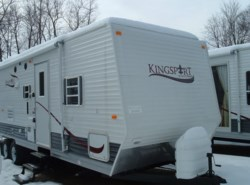 Used 2008  Gulf Stream Kingsport  by Gulf Stream from Fuller Motorhome Rentals in Boylston, MA
