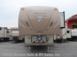 New 2015  Forest River Rockwood Signature Ultra Lite 8288WSA by Forest River from Gansen Auto & RV Sales, Inc. in Riceville, IA