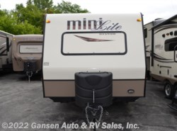 New 2016  Forest River Rockwood Mini Lite 2109S by Forest River from Gansen Auto & RV Sales, Inc. in Riceville, IA