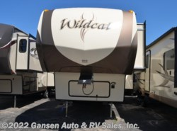 New 2016  Forest River Wildcat 29RLX by Forest River from Gansen Auto & RV Sales, Inc. in Riceville, IA