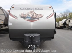 Used 2015  Forest River Cherokee 204RB by Forest River from Gansen Auto & RV Sales, Inc. in Riceville, IA