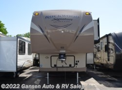 New 2017  Forest River Rockwood Signature Ultra Lite 8281WS by Forest River from Gansen Auto & RV Sales, Inc. in Riceville, IA