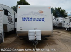 Used 2009  Forest River Wildwood 312QBBS by Forest River from Gansen Auto & RV Sales, Inc. in Riceville, IA