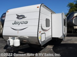 Used 2015  Jayco Jay Flight SLX 267BHSW by Jayco from Gansen Auto & RV Sales, Inc. in Riceville, IA