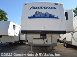 Used 2004  Holiday Rambler Presidential 34RLT