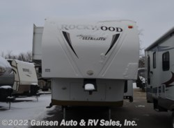 Used 2011  Forest River Rockwood 8280WS by Forest River from Gansen Auto & RV Sales, Inc. in Riceville, IA