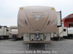 Used 2016  Forest River Rockwood Signature Ultra Lite 8288WSA by Forest River from Gansen Auto & RV Sales, Inc. in Riceville, IA