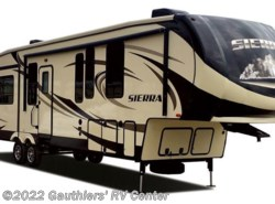 New 2017  Forest River Sierra HT SEF3275DBOK by Forest River from Gauthiers' RV Center in Scott, LA
