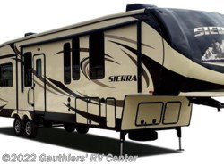 New 2017  Forest River Sierra 378FB by Forest River from Gauthiers' RV Center in Scott, LA