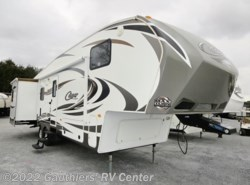 Used 2013  Keystone Cougar 318SAB by Keystone from Gauthiers' RV Center in Scott, LA