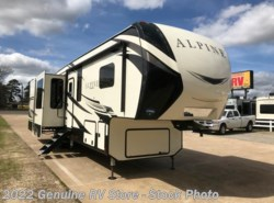 New 2018 Keystone Alpine 3501RL available in Nacogdoches, Texas