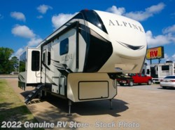 New 2018 Keystone Alpine 3401RS available in Nacogdoches, Texas