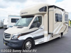Used 2017 Thor Motor Coach Siesta Sprinter 24SR available in Rockford, Illinois