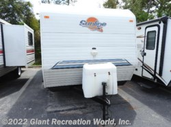 Used 2007  Sunline Solaris M-2499 by Sunline from Giant Recreation World, Inc. in Melbourne, FL