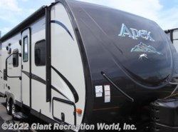 New 2017  Forest River  APEX 235BHS by Forest River from Giant Recreation World, Inc. in Winter Garden, FL