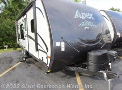 New 2017  Forest River  APEX 249RBS by Forest River from Giant Recreation World, Inc. in Winter Garden, FL