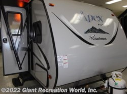 New 2016  Forest River  APEX 172CKS by Forest River from Giant Recreation World, Inc. in Ormond Beach, FL
