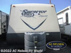 Used 2015  Forest River Surveyor 240RBS by Forest River from AC Nelsen RV World in Omaha, NE
