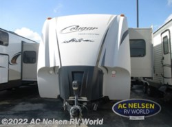 Used 2012  Keystone Cougar High Country 321RES by Keystone from AC Nelsen RV World in Omaha, NE