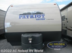 New 2017  Forest River Cherokee Grey Wolf 22RR by Forest River from AC Nelsen RV World in Omaha, NE