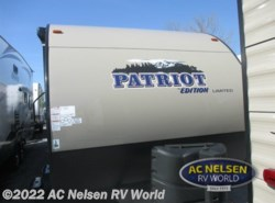 New 2017  Forest River  Patriot Edition 27RR by Forest River from AC Nelsen RV World in Omaha, NE