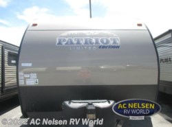 New 2017  Forest River  Patriot Edition 264CK by Forest River from AC Nelsen RV World in Omaha, NE