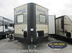 New 2017  Forest River  Patriot Edition 274VFK by Forest River from AC Nelsen RV World in Omaha, NE