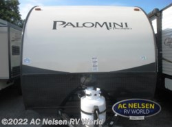 New 2017  Palomino PaloMini 181FBS by Palomino from AC Nelsen RV World in Omaha, NE