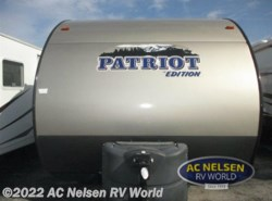 Used 2015  Forest River  Patriot Edition 26DBH by Forest River from AC Nelsen RV World in Omaha, NE
