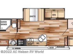 Used 2015  Forest River Salem 36BHBS by Forest River from AC Nelsen RV World in Omaha, NE