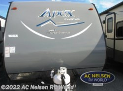 New 2017  Coachmen Apex Nano 185BH by Coachmen from AC Nelsen RV World in Omaha, NE