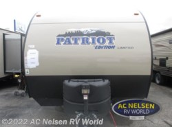 Used 2017  Forest River  Patriot Edition 27DBS by Forest River from AC Nelsen RV World in Omaha, NE