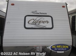 Used 2017  Coachmen Clipper Ultra-Lite 17BH by Coachmen from AC Nelsen RV World in Omaha, NE
