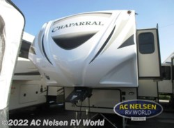 New 2017  Coachmen Chaparral 360IBL by Coachmen from AC Nelsen RV World in Omaha, NE
